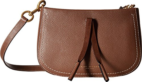 Marc Jacobs Women's Maverick Crossbody Brown Crossbody Bag by Marc Jacobs