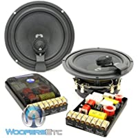 ES-062i Braxial - CDT Audio 6.5 250W RMS 2-Way Component Speakers System