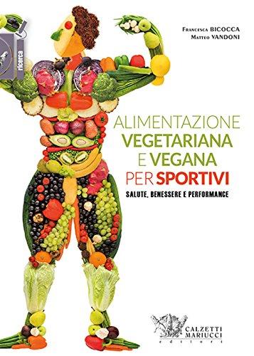 dieta sportiva vegana