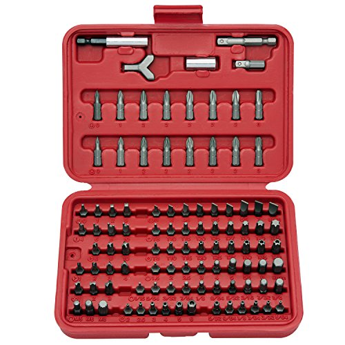 Neiko 10048A Premium Security Bit Set
