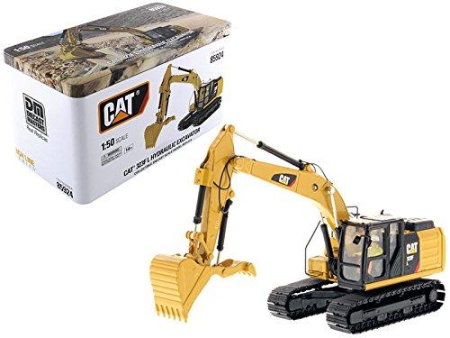Caterpillar 323F Medium Excavator High Line Series Vehicle
