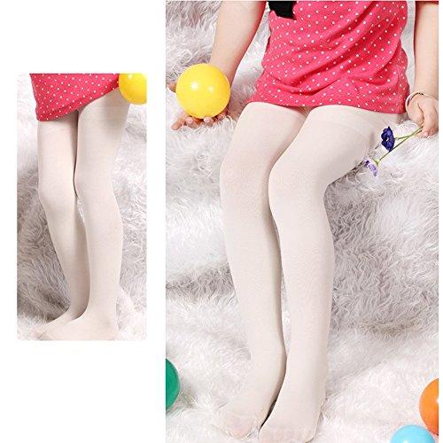 [Baby Girl Toddler Dancing Socks Velvet Pantyhose Tights Leggings Pants Stockings Socks Soft Suitable for 4-6 Years Old Baby Kids Children,2] (Man Hooters Costume)