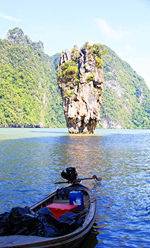 Photo book Phang Nga Bay: The beauty of the islands. Exciting new exciting nature mountain. Bright sea (Amazing Thailand 2)