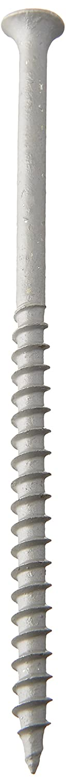 Grip-Rite PTN4S1 4-Inch 10 Coarse Thread Exterior Screw with Bugle Head 1 Pound