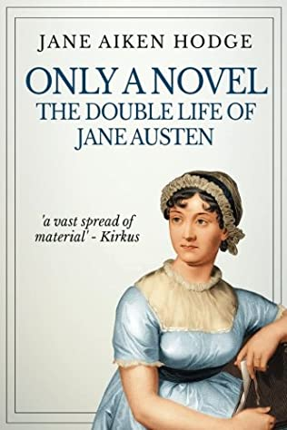 book cover of Only a Novel