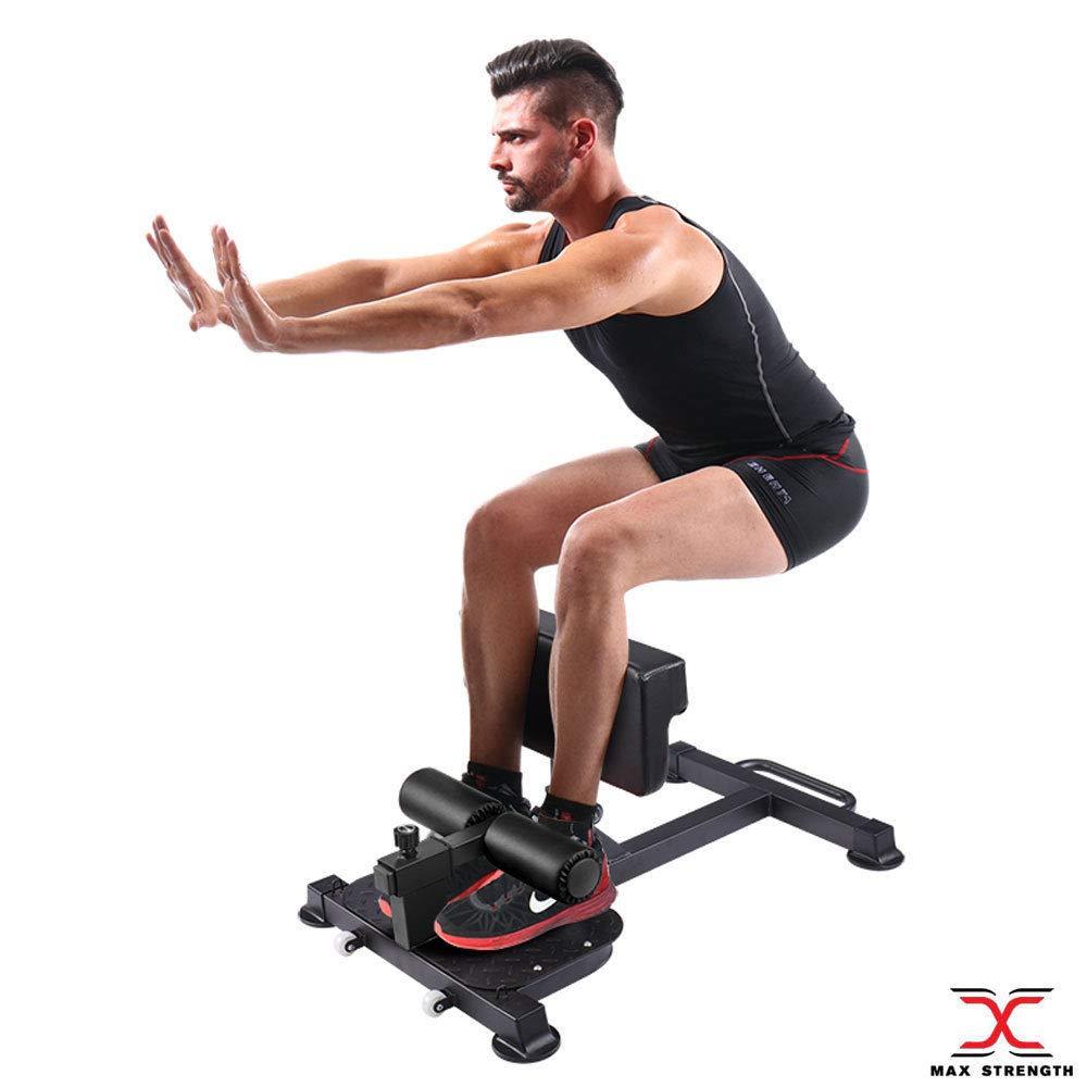 Maxsteng - Pata de Banco para máquina de Fitness y Gimnasio: Amazon.es: Deportes y aire libre