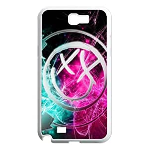 Custom High Quality WUCHAOGUI Phone case Blink 182 Pattern Protective Case For Samsung Galaxy Note 2 Case - Case-20