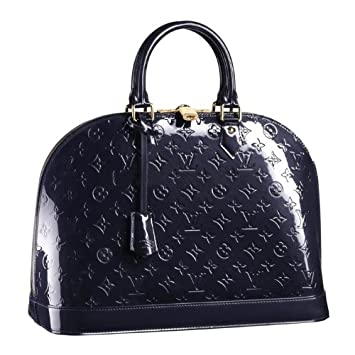 ac3cd65a1a0c Amazon.com   Louis Vuitton Punchy Sneaker In Damier Azur Bag Free Shipping  and Return   Cosmetic Tote Bags   Beauty