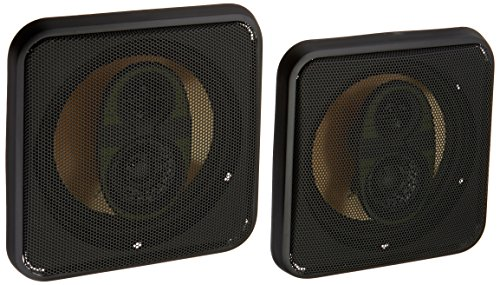 Pyramid 658GS 6.5-Inch 300 Watts ThreeWay Speakers ()