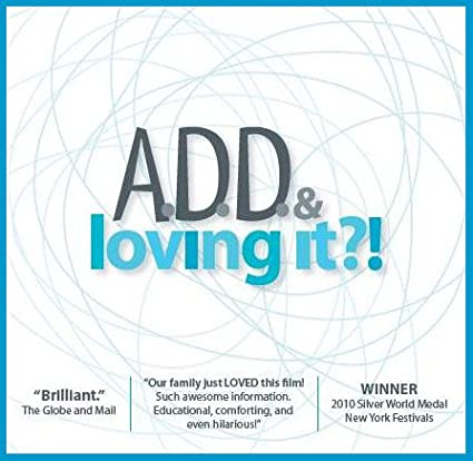 c8a68942b8c Amazon.com: ADD & Loving It?!: Movies & TV
