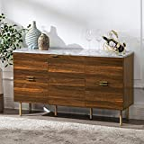 GOOD & GRACIOUS Sideboard Cabinet, Mid Century