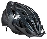 Schwinn Thrasher Bike Helmet, Lightweight Microshell Design, Youth, Carbon