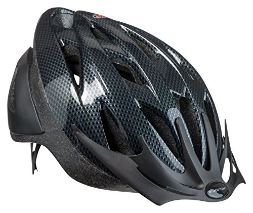 - Schwinn Thrasher Lightweight Microshell Bicycle Helmet Featuring 360 Degree Comfort System with Dial-Fit Adjustment, Youth, Carbon