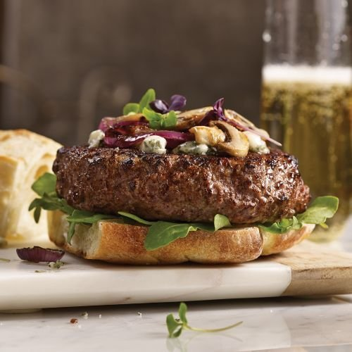 Omaha Steaks Filet Mignon Burger Meal