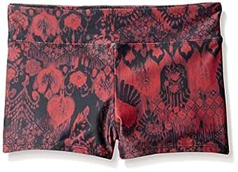 Jala Clothing Women's Crossover Short, Brocade, M/L