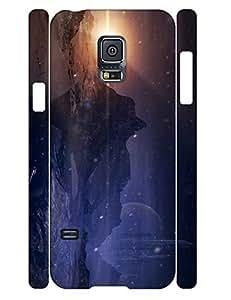 Design Charming Natural Scenery Slim Samsung Galaxy S5 Mini GM-G800 Phone Shell Case Cover