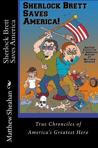 Sherlock Brett Saves America ebook