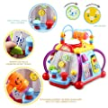 Liberty Imports 15-in-1 Musical Activity Cube Educational Game Play Center Baby Toy with Lights and Sounds by Liberty Imports that we recomend individually.