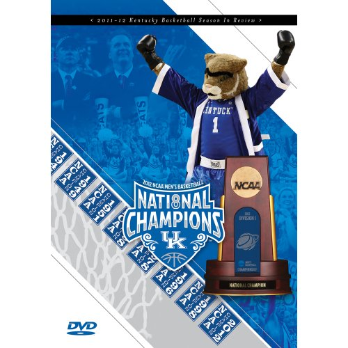2012 Basketball Season in Review - Kentucky Wildcats (Lamb Hanging Ornament)