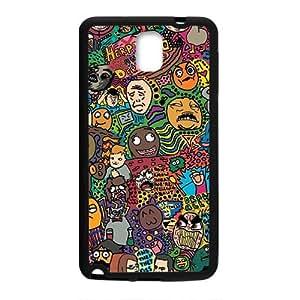 Creative Cartoon Hot Seller Stylish Hard Case For Samsung Galaxy Note3 by lolosakes