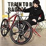 MUYU-Mountain-Bike-per-Adulti-26-Pollici-Telaio-in-Acciaio-al-Carbonio-21-velocit-24-velocit-27-velocit-30-velocit-Unisex-Bici-da-Strada