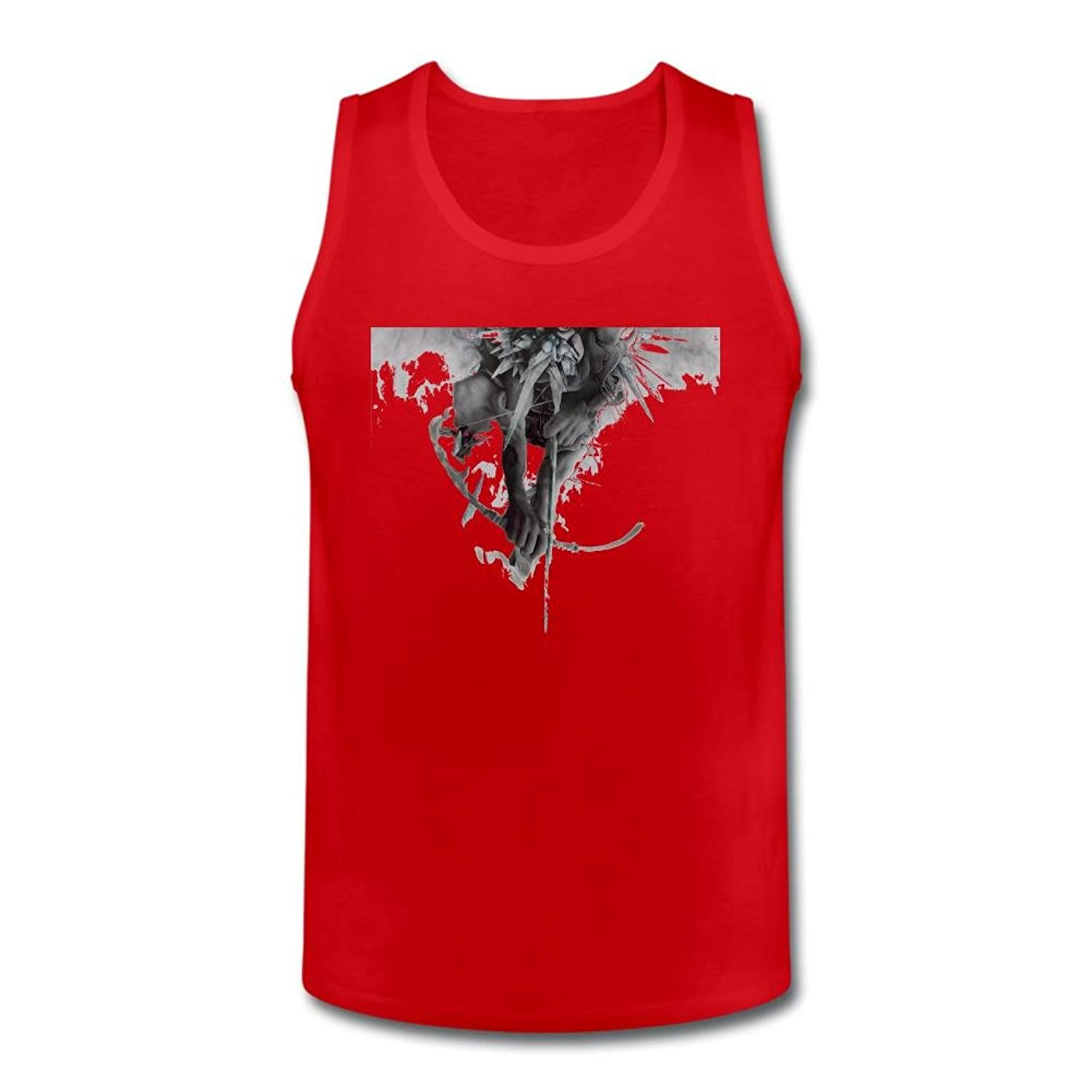 Ufx of Xview Men's Linkin Park The Hunting Party Vest Tank