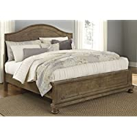Signature Design by Ashley B659-56 Trishley Pine Panel Footboard, King