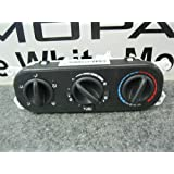 2007-2010 JEEP WRANGLER A/C HEATER AIR CONDITIONING SWITCH CONTROL MODULE MOPAR OEM