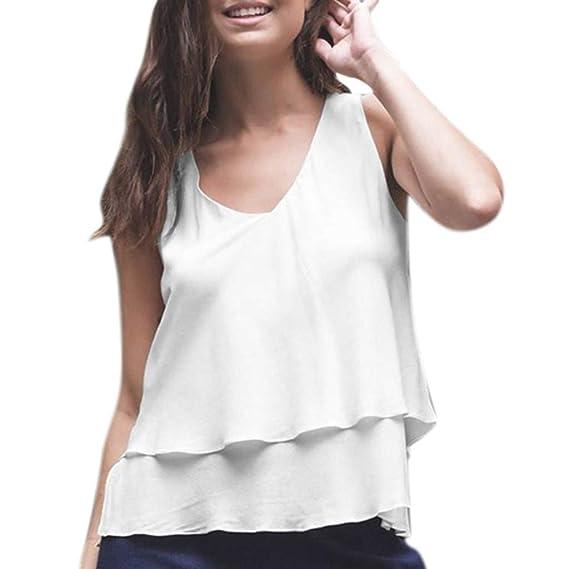Susen Camiseta Mujer Corta Blusas De Mujer De Moda 2019 ...