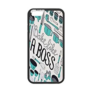 "Custom Like A Boss Plastic Case, DIY Like A Boss Case for iPhone6 4.7"""