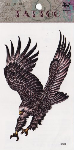 Temporary Tattoo Eagle Tattoo