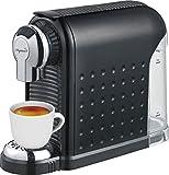 Espresso Machine - For Nespresso Compatible Capsules - By Mixpresso (Black)