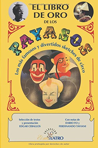 El libro de oro de los PAYASOS (Spanish Edition)