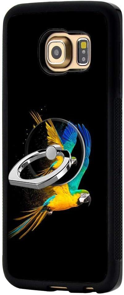 Coque Samsung Galaxy S6 avec Support Anneau de préhension, Coque ...