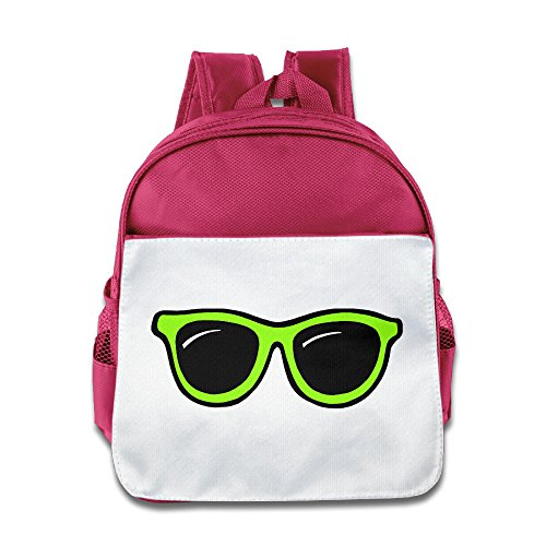 Alexander Green Sunglasses Mini Kid's Preschool School Canvas Bag Shoulder Backpack - Me Store Sunglass Near