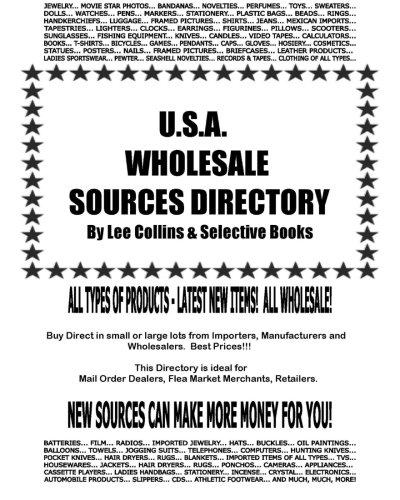 USA Wholesale Sources Directory: Buy Direct...at Hong Kong -