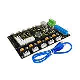 3D Printer Controller Board with USB Cable MKS GEN V1.2 Controller Board (RAMPS 1.4 + Arduino 2560 remix board)