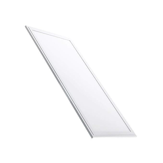 LED Panel Slim 60x30cm 40W Kaltes Weiß 6000K-6500K LEDKIA