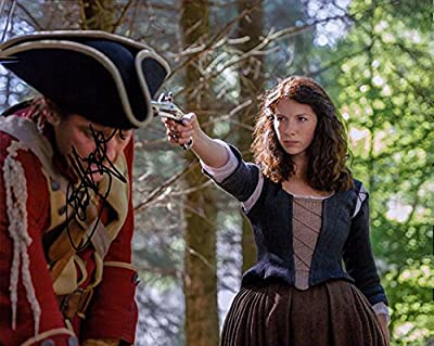 Signed Balfe, Caitriona (Outlander) 8x10 Photo autographed