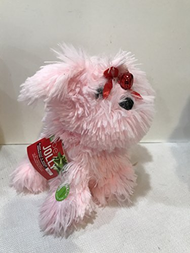 Dandee-Walgreens Plush Silly & Wild Animated Dancing Swirling Pink Puppy - Cobra Digital