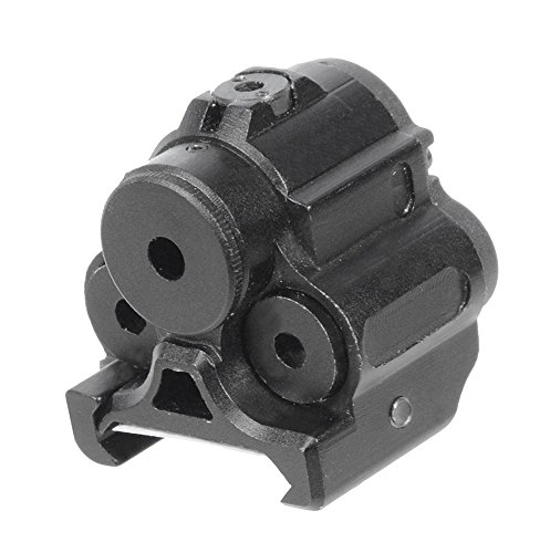 UTG Sub-compact Red Laser, Solid/Strobe Mode, Integral Mount by UTG