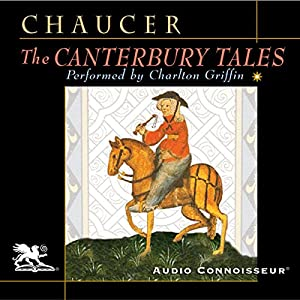 The Canterbury Tales [Audio Connoisseur] Audiobook