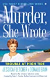 Murder, She Wrote: Trouble at High Tide (Murder She Wrote Book 37)