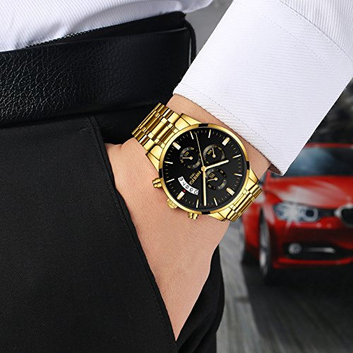 NIBOSI-Mens-Watches-Sports-Army-Chronograph-Waterproof-Military-Quartz-Wristwatches-For-Men-Luxury-Watches-Gold-Color