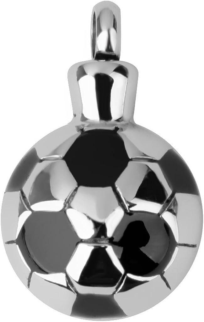 Joyas De Acero Inoxidable, Pelota De Fútbol, fútbol, Colgante ...