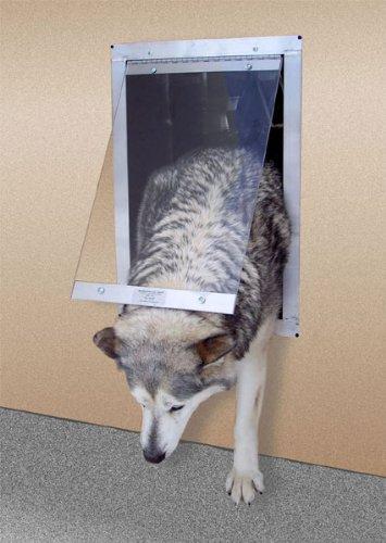 (Easy Big Dog Door)