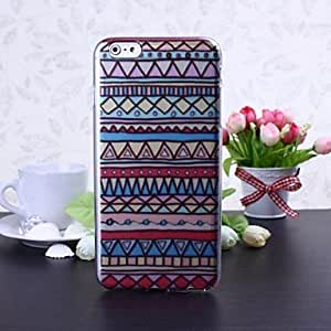 XB- National Style TPU Soft Case for iPhone 6 Plus