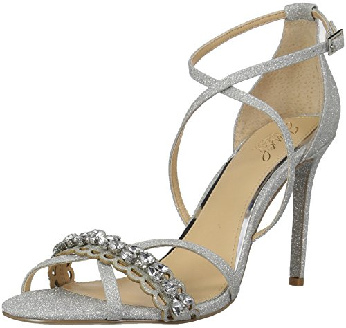 c247aa24d Badgley Mischka Jewel Women s Gisele Heeled Sandal