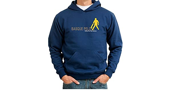 Basque pelota vasca only for the Brave sudadera con capucha para ...