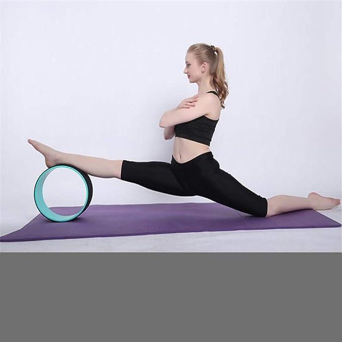 Rueda de Yoga/Dharma Yoga Props Rueda para Estirar ...